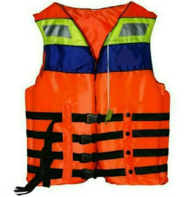 Fungsi Jaket Penolong Life Jackets Di Kapal Indonesia Marine Equipment