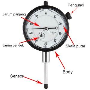 Dial Indicator Indonesia Marine Equipment