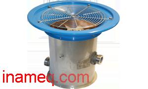 Gas Freeing Fans Type VP1500W