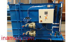 Sewage Treatment Plants Type FBBR 50